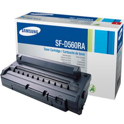 Genuine Samsung SF-D560RA Black Toner Cartridge (SAMSF-D560RABKOEM)